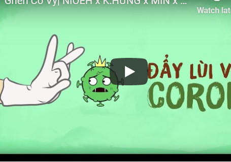 Can a song prevent the spread of Coronavirus? See for yourself …
