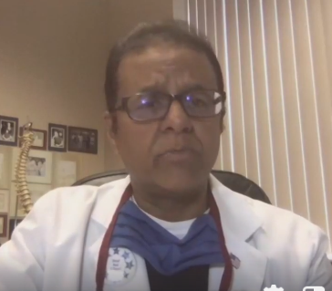Dr. Shaun Kondamuri – Today on WJOB – Discusseshealthy advice on managing and treating knee pain …