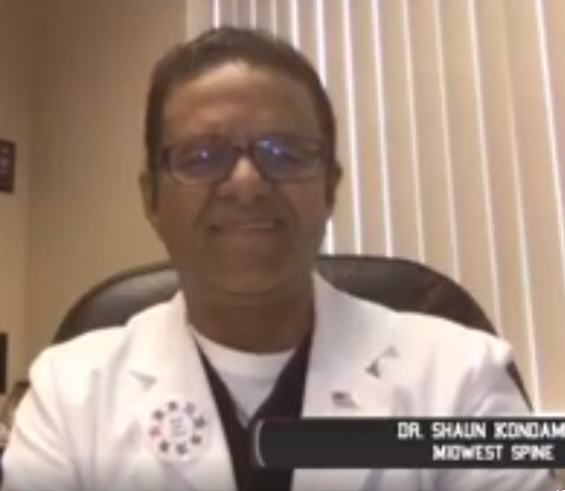 Today on WJOB – Dr. Kondamuri Discusses how to reduce anxiety during stressful times …